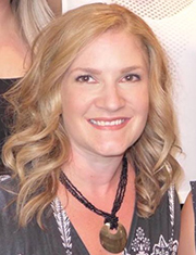 photo of Britt Hooser, Stylist and ABCH Colorist
